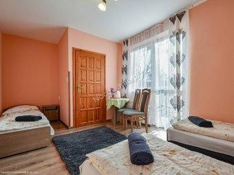 Zapraszamy Komfortowe Pokoje Domowa Kuchnia