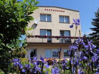 Złotobrzeg - pokoje gościnne w Sarbinowie