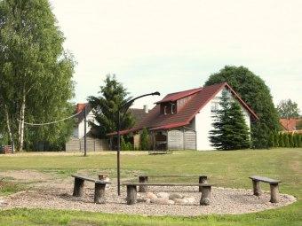 Domek na Kaszubach