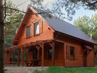Domki W Borach