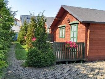 Na Wspólnej domki letniskowe Sarbinowo