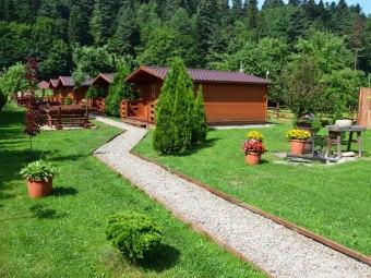 Spokojne Miejsce - wolne domki od 15 sierpnia