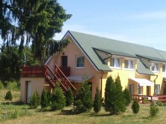 Zielona Polana Kaszuby Jeziora