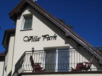 Villa Park blisko morza