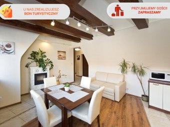 Apartament Gdańskie Poddasza z jacuzzi