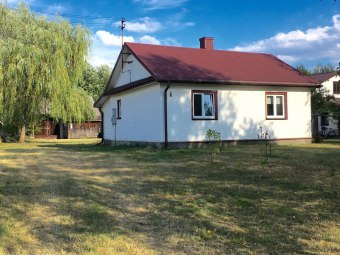 Domek przy Zalewie