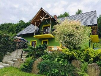 Agroturystyka Maria Ligas-Zielony Domek