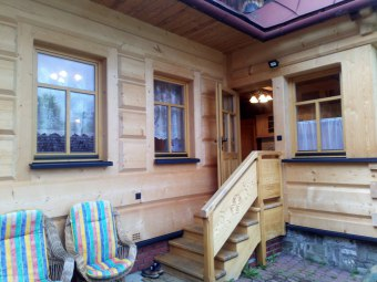 Domek NBD-bafia Stary Młyn