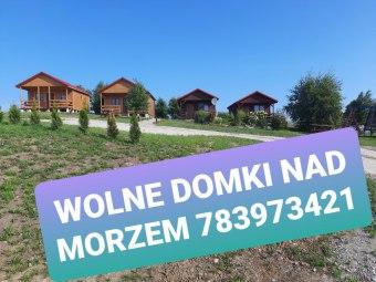 Domki drewniane - Wichrowa skarpa /Bon turysty