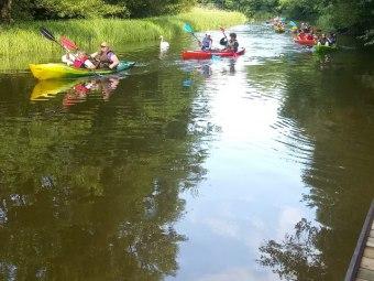 Pokoje gościnne nad rzeką Krutynią w Spychowie