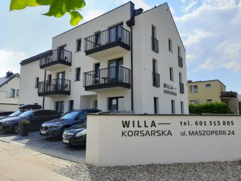 Willa Korsarska