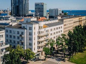 Apartament w Gdyni.