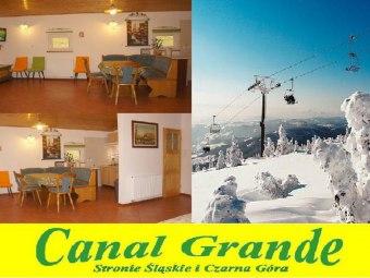 Canal Grande- Pokoje i Apartamenty