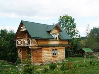 Chatka Nad Potoczkiem