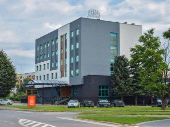 Hotel Nafta**** Krosno
