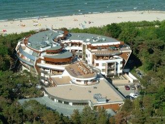 Apartament Słoneczny Taras oraz Złota Plaża