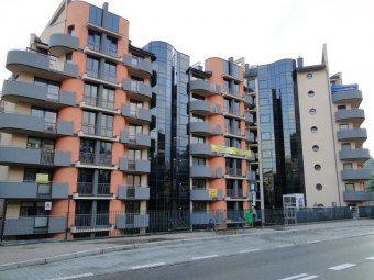 Apartament Mount Blanc