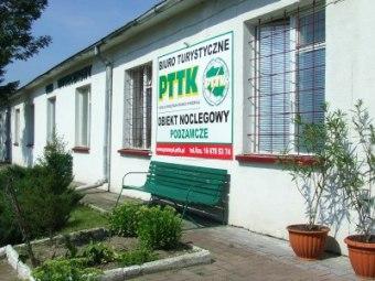 Obiekt Noclegowy PTTK Podzamcze
