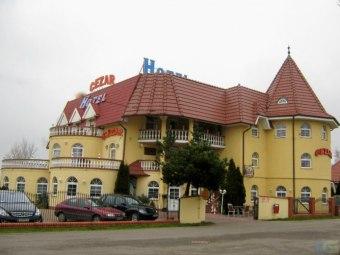Cezar Hotel Wojciech Budasz