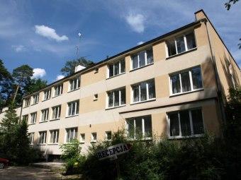 Ośrodek Szkoleniowo-Hotelowy Leśna Polana