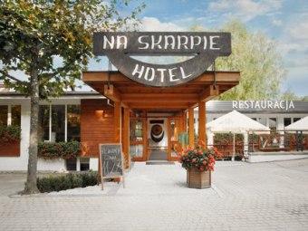 "Hotel ""Na Skarpie"""