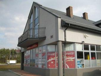 Jawal Stacja Paliw - Bar - Motel