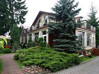 Ośrodek Wczasowo-Rehabilitacyjny Bursztyn