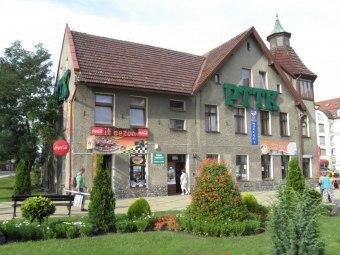 PTTK-Międzyzdroje-Kolejowa