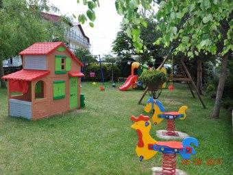 Pensjonat Alka-Rodzinny wypoczynek