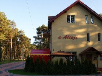 Dom Gościnny U Alicji