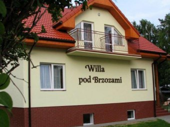 Willa Pod Brzozami