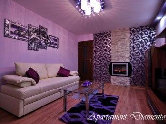Apartament Diamentowy