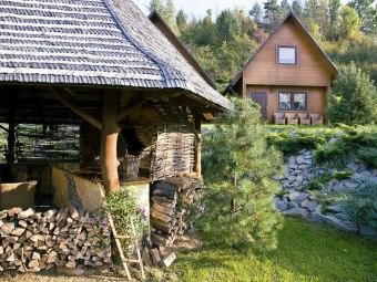 Dom nad rozlewiskiem