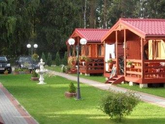 Borucki Leszek-Domki Drewniane Dona