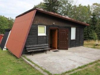 Domek Drewniany - Biała Dolina