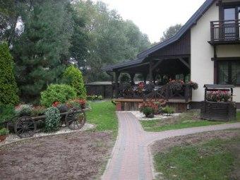 Gospodarstwo Agroturystyczne Danuta i Roman Czerniec w Wojciechowie