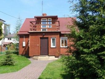 Domek w Augustowie- wolne terminy w lipcu
