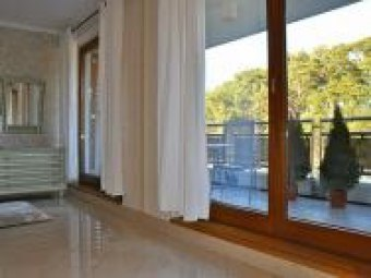 Apartament w Centrum Juraty