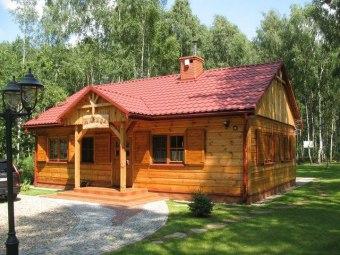 Maraga Dom Drewniany