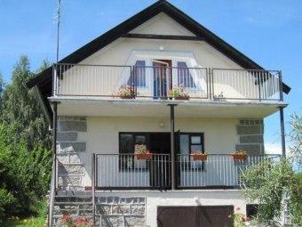Dom Letniskowy Wilamowo, jezioro Ruda-Woda