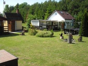 Arkadia - domki letniskowe