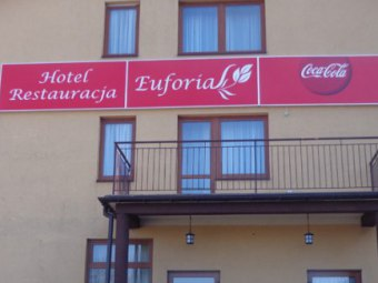 """Euforia"" Hotel & Restauracja"