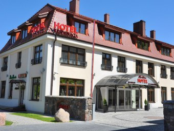 Hotel *Pod Orłem*