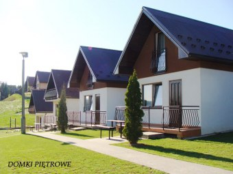Domki letniskowe Agatka