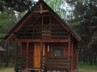 Ośrodek Rekreacyjno-Wypoczynkowy Leśna Kraina