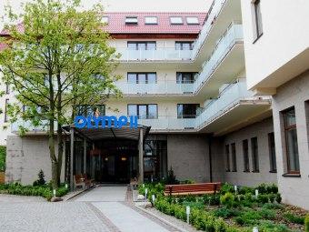 """Ośrodek Sanatoryjno-Wypoczynkowy """"OLYMP II"""""""