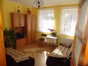 Pokoje, mieszkania i apartamenty u Angeliki Sopot