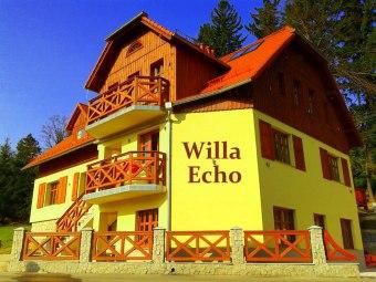 Willa Echo - PIĘKNE MIEJSCE!!!