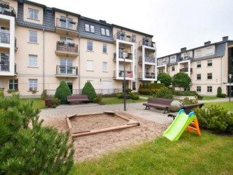 Apartament ParkurSopot i Patiomare Sopot