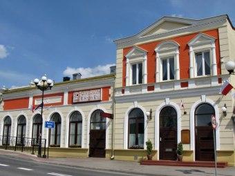 """Restauracja-Hotel """"W Starym Kinie"""""""
